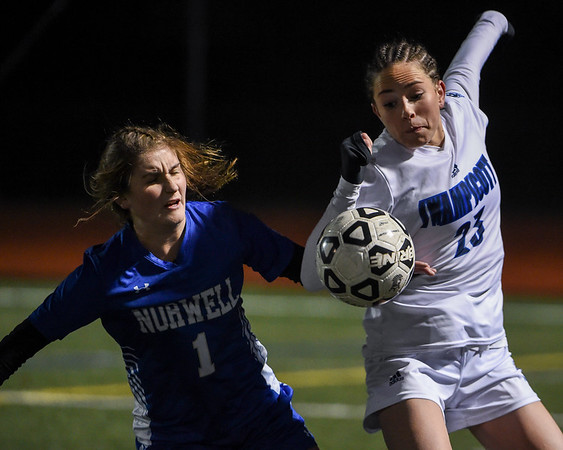 Swampscott girls soccer in Division 3 state semifinals