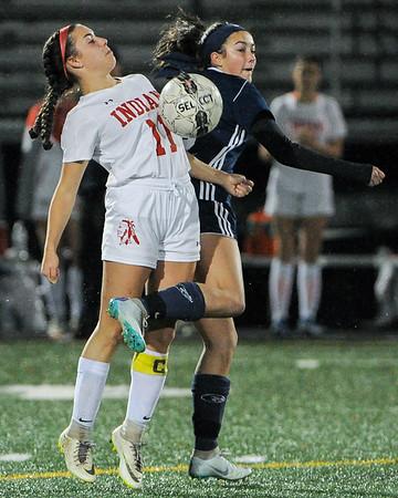 Amesbury vs Essex Tech girls soccer