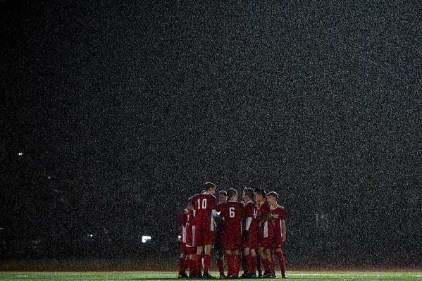 Masconomet vs. Concord-Carlisle in Division 2 North playoff semifinals