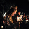Vigil in honor of Colton Buckley and others who lost their lives to opioids
