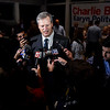 Incumbent Gov. Charlie Baker hometown rally