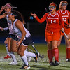 Masconomet field hockey in Division 1 state semifinals vs. Somerset-Berkley in Braintree