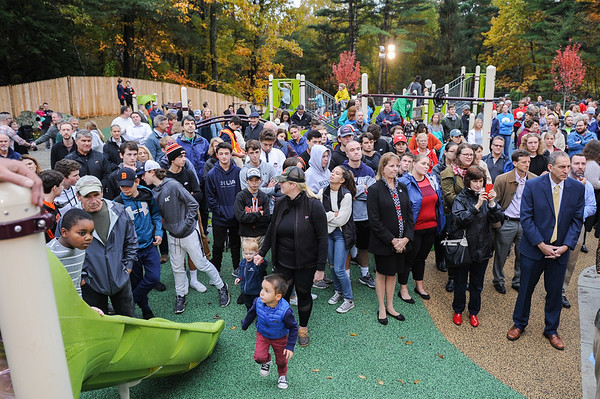 Pete's Park Opening