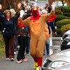 Annual turkey trot at Brooksby Village