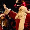 Santa Claus Arrives in Salem