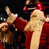 Santa Claus Arrives in Salem