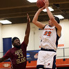 Salem State Men's Basketball vs RIC