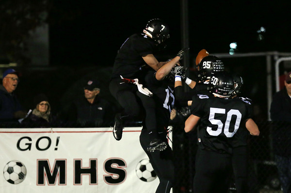 Marblehead vs Gloucester Playoff Football