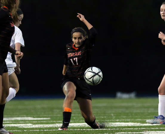 Danvers vs Beverly D2 North Girls Soccer Playoffs