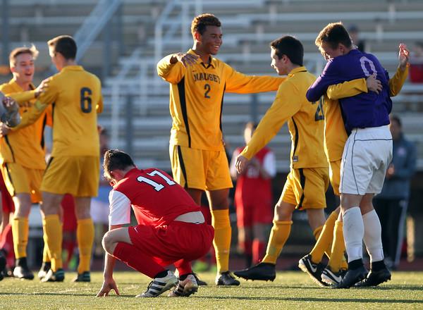 Masco vs Nauset Boys Soccer D2 State Championship