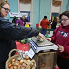 First of Beverly Farmers Market's two holiday markets
