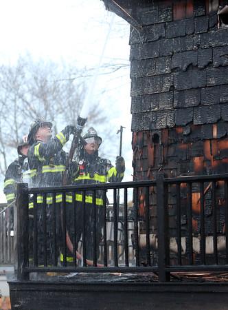 Thanksgiving Eve Fire in Swampscott