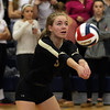Bishop Fenwick vs Burlington D2 North Girls Volleyball Final