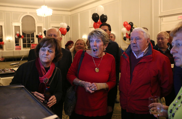 Election night in Salem