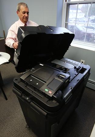 New ballot counting machine