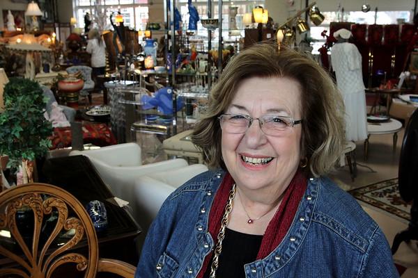 AnnTiques owner, Ann Orcutt