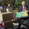 JEOL USA collected food
