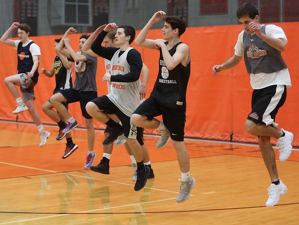 Beverly boys basketball