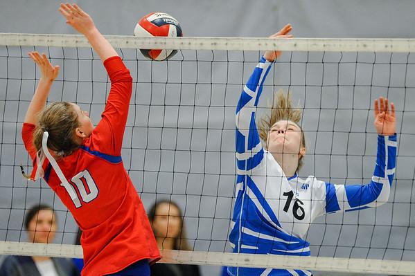 Danvers volleyball tournament