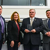 North Shore Chamber of Commerce Distinguished Leaders awards dinner