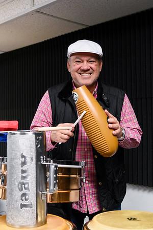 Angel Wagner of Grupo Fantasia