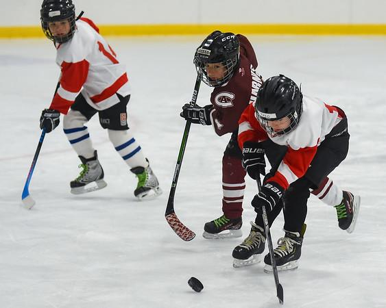 Sal Grasso Hockey Tournament, Cape Ann Youth vs. Canada