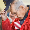Danvers Veterans Day Ceremony at Thorpe School