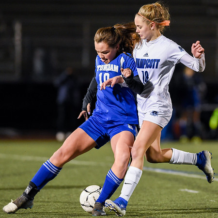 Swampscott vs. Stoneham in Division 3 North playoff semifinals