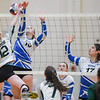 Danvers volleyball vs. Dennis-Yarmouth in Division 2 state semifinals