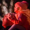 Santa arrives in Salem and tree lighting