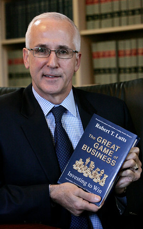 "Cabot Wealth Management Inc. Chief Investment Officer has written a book called ""The Great Game of Business"""
