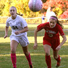 Hamilton-Wenham girls soccer game vs. Amesbury