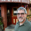 Patrick Schultztakes over Pig's Eye