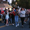 HADLEY GREEN/Staff photo<br /> Salem residents celebrated the beginning of the Halloween season at the annual Haunted Happenings Parade in downtown Salem. 10/05/17