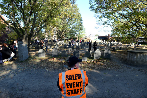 Halloween Night Salem