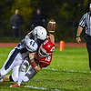 Masconomet vs Peabody football