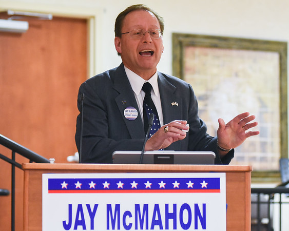 Attorney General Candidate and Republican James