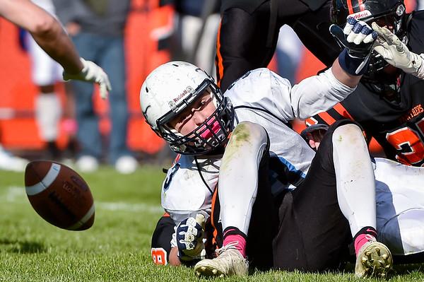 Peabody vs Beverly football