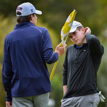 Marbelhead vs Danvers golf