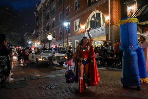 Salem Halloween Parade