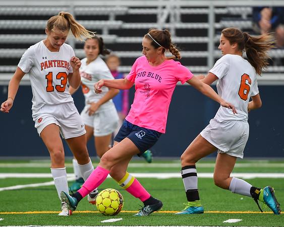 Swampscott vs Beverly Girls Soccer