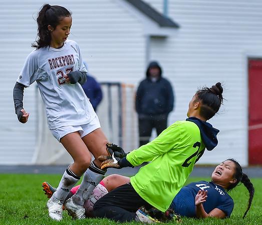 Rockport vs Hamilton-Wenham girls soccer