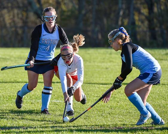 Triton vs Masconomet - Girls Field Hockey