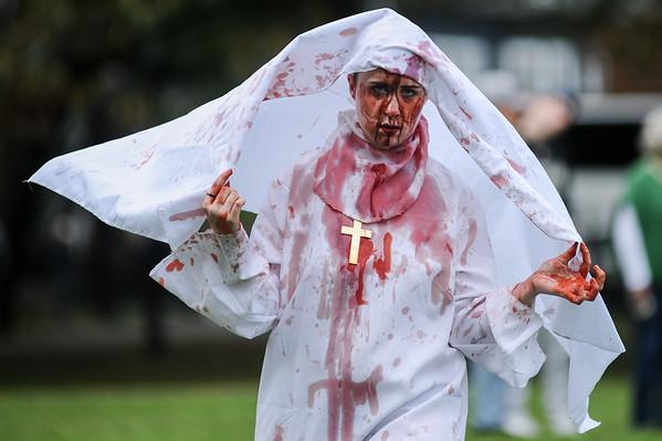 Salem Zombie Walk