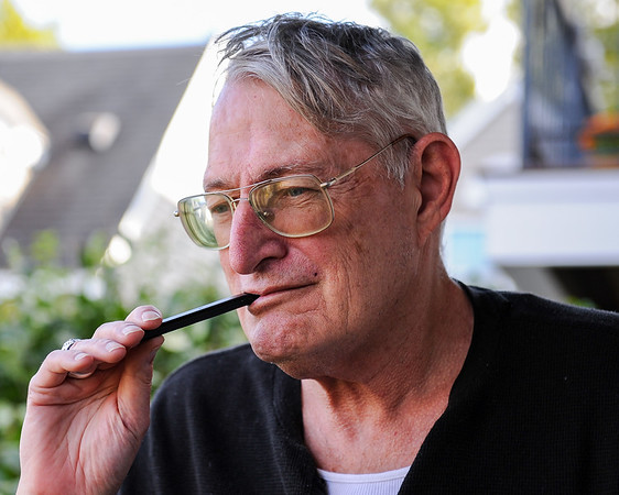 Photo of Frank Shaw to go with vape ban story