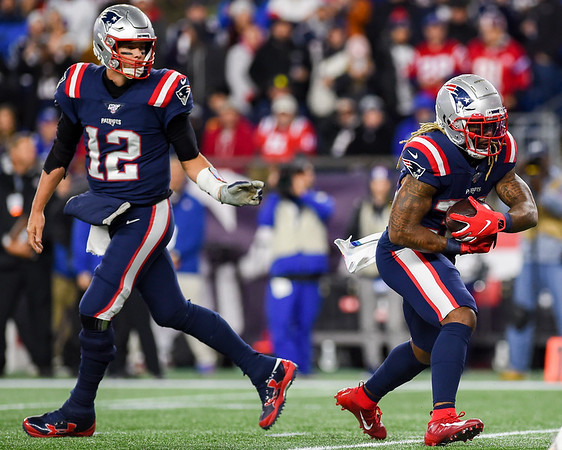 New England Patriots vs New York Giants