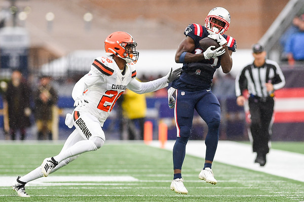 New England Patriots vs Cleveland Browns