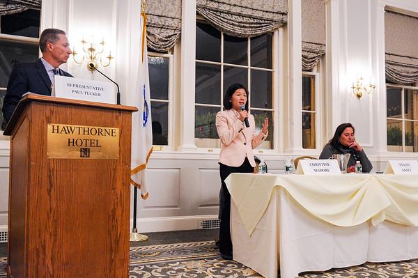 Salem Ward 2 City Council candidates forum