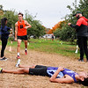 Beverly at Peabody boys/girls cross country race