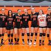 Beverly High varsity volleyball match vs. Wakefield
